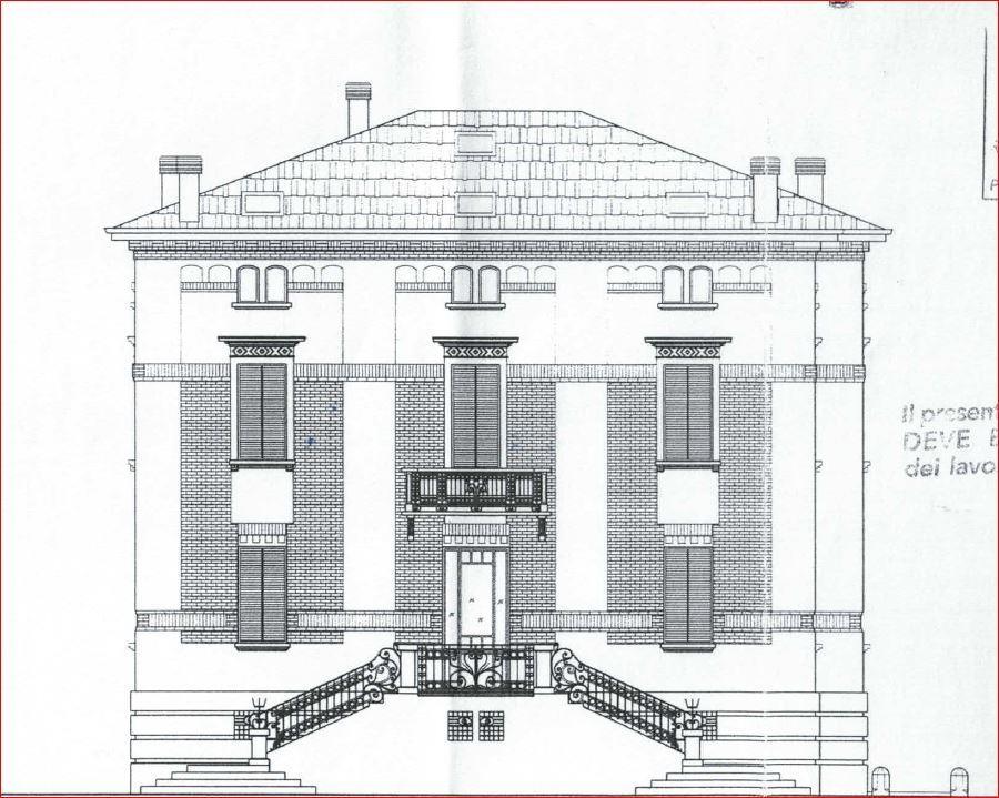 Villa, Prossimità Centro, Modena, da ristrutturare