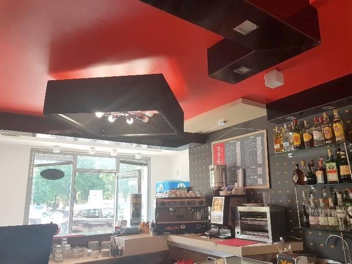 Bar, San Faustino, Modena, ristrutturato