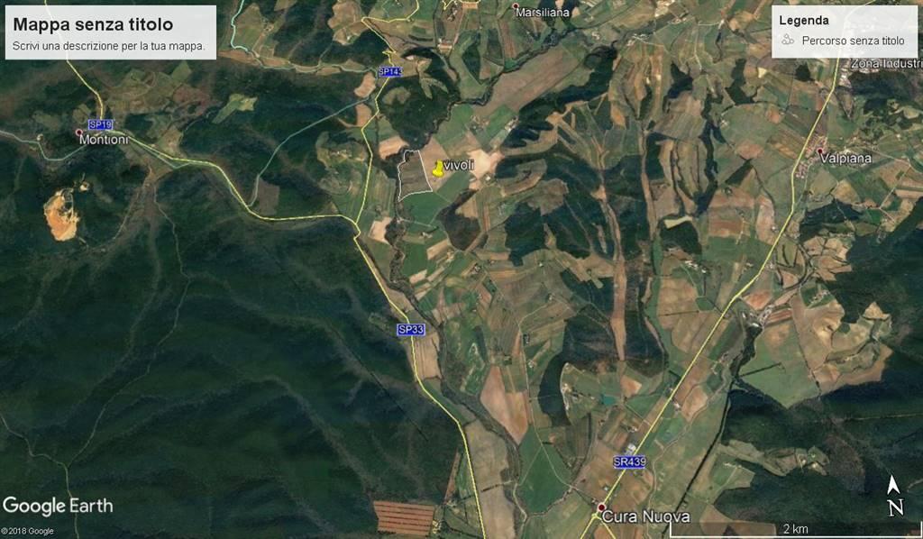 Terreno Agricolo in vendita a Massa Marittima, 9999 locali, zona Zona: Ghirlanda, prezzo € 170.000 | CambioCasa.it