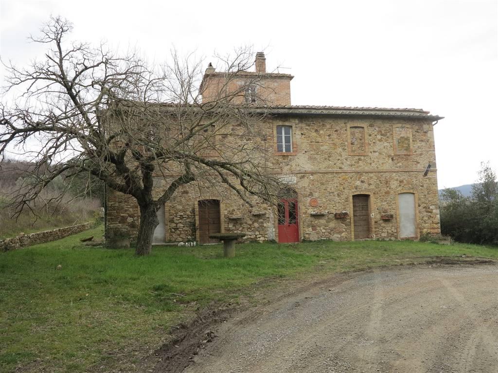 Rustico / Casale in vendita a Monterotondo Marittimo, 6 locali, prezzo € 380.000   CambioCasa.it