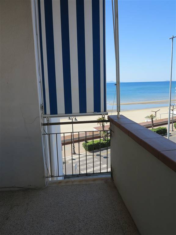 terrazzo fronte mare Follonica maremma toscana