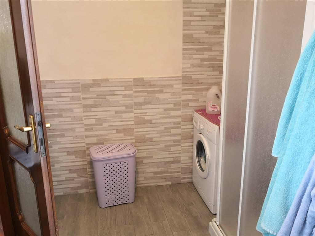 bagno angolo lavanderia