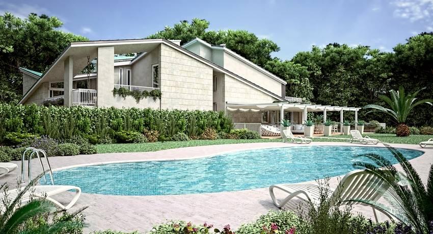 Villa, Massarosa, abitabile