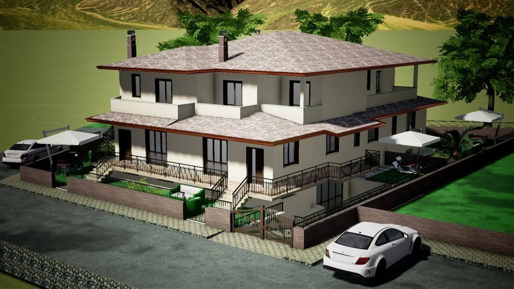 Villa, Follonica, in nuova costruzione