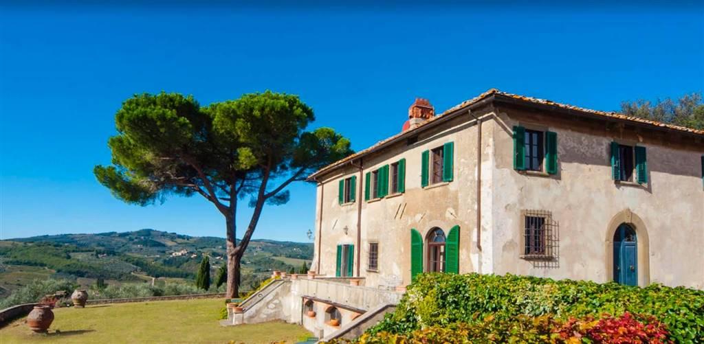 Immobili di prestigioFirenze - Villa, Greve In Chianti