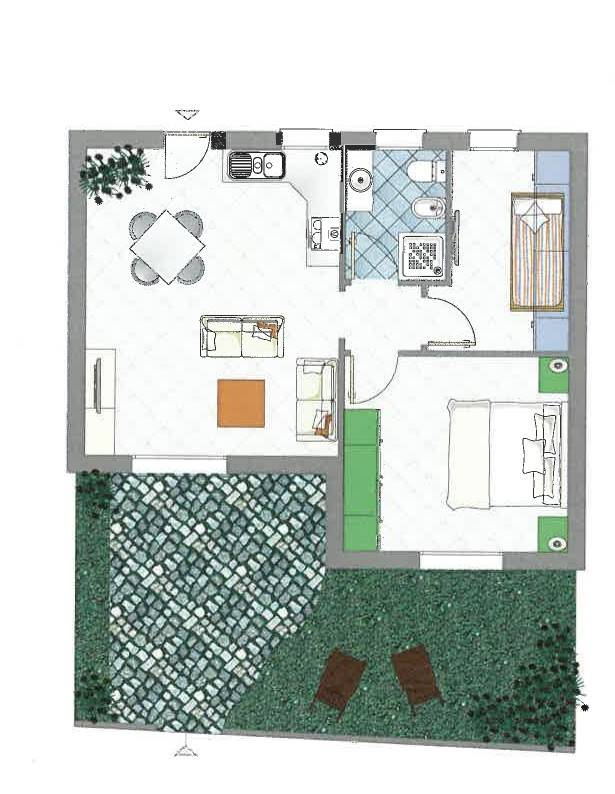 Квартира независимый в RAVENNA