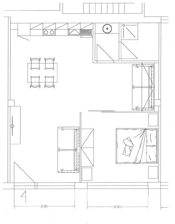 Apartment in RAVENNA