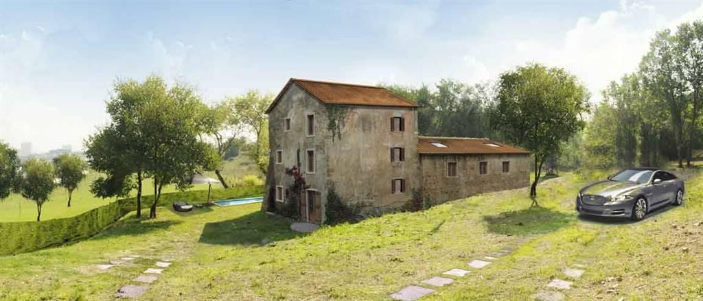 Rustico casale in Viale Newton, Portuense, Magliana, Roma