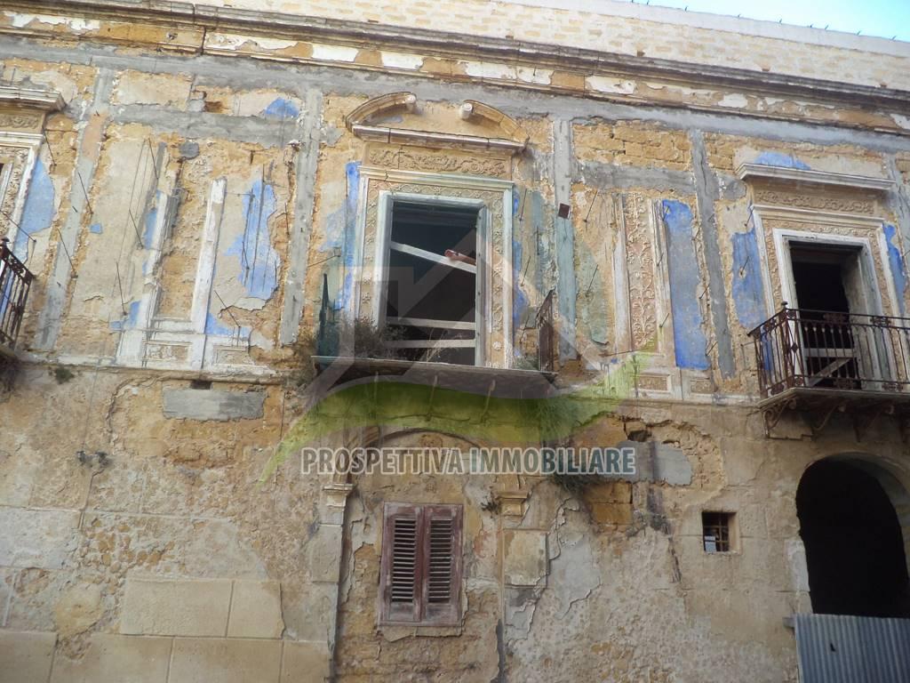 Palazzo, Partanna, da ristrutturare