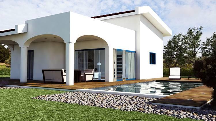TIMPI RUSSI, SCIACCA, Villa in vendita di 100 Mq, Nuova costruzione, Riscaldamento Autonomo, Classe energetica: A1, posto al piano Terra, composto