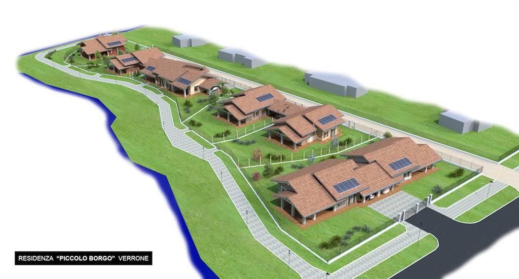 Villa, Verrone, in nuova costruzione