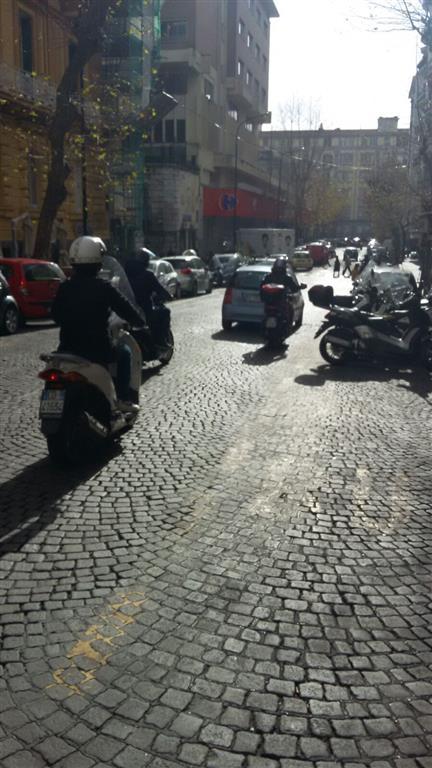 Garage / Posto auto in Via Morghen, Vomero, Napoli