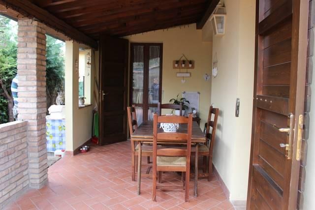 Villino, Montescudaio, ristrutturato