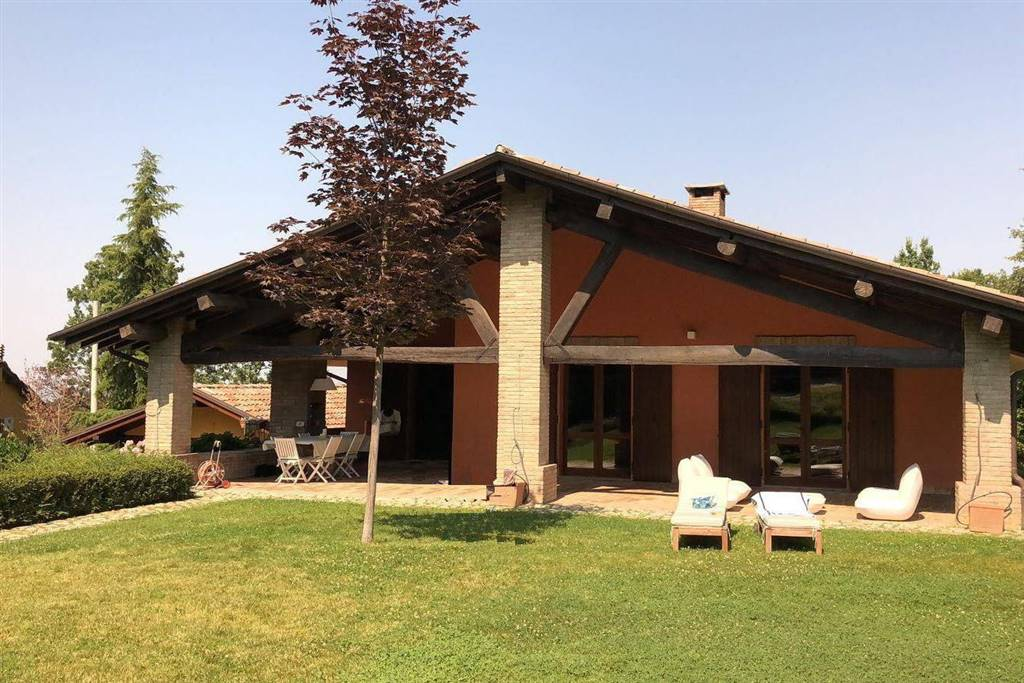 Villa, Dinazzano, Casalgrande