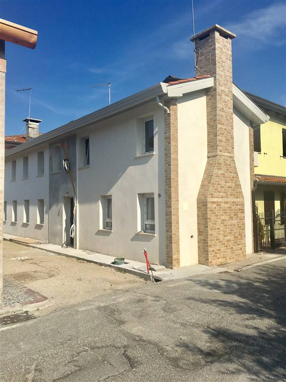Bifamiliare, Mogliano Veneto, in nuova costruzione