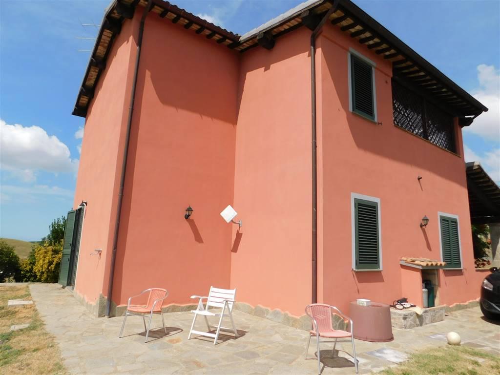 Casa singola, Scansanese, Grosseto, seminuova