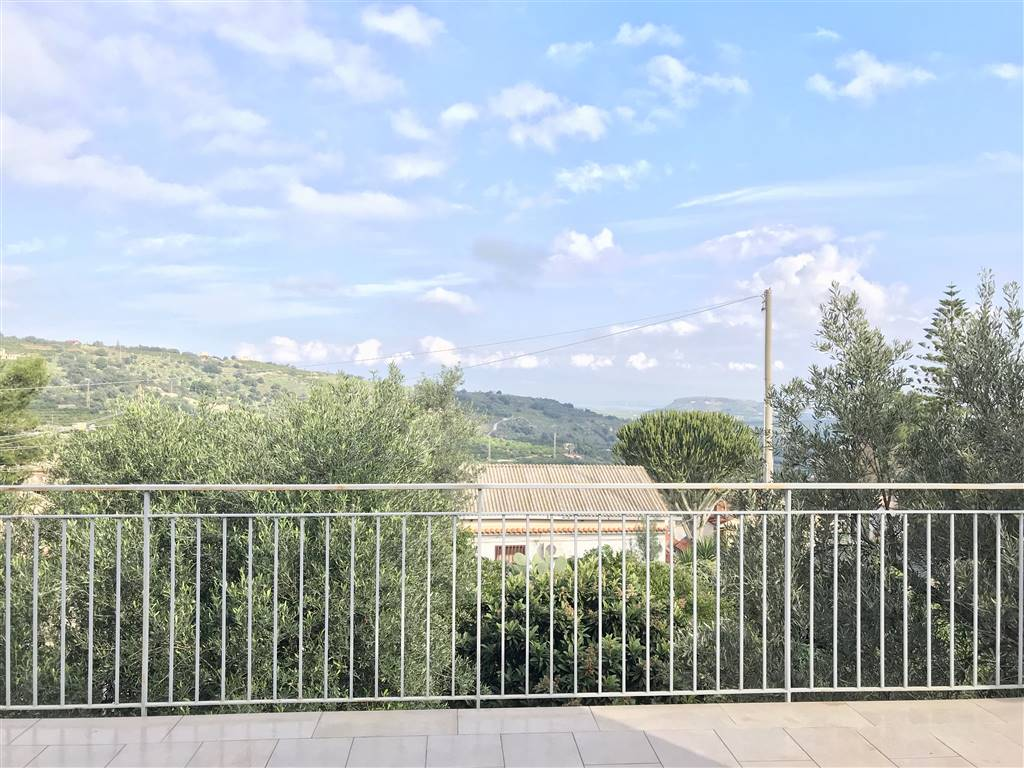 vista panorama dal terrazzo