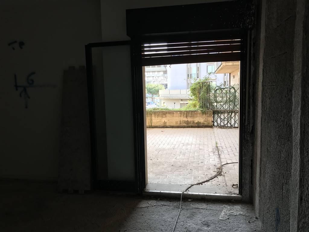 vista dalla camera verso il terrazzo