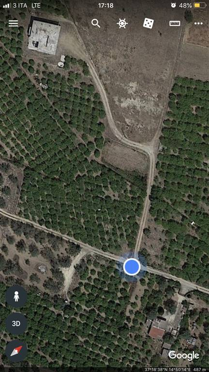 Terreno agricolo a SCORDIA