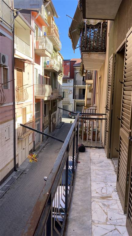 vista balcone via Scaringi