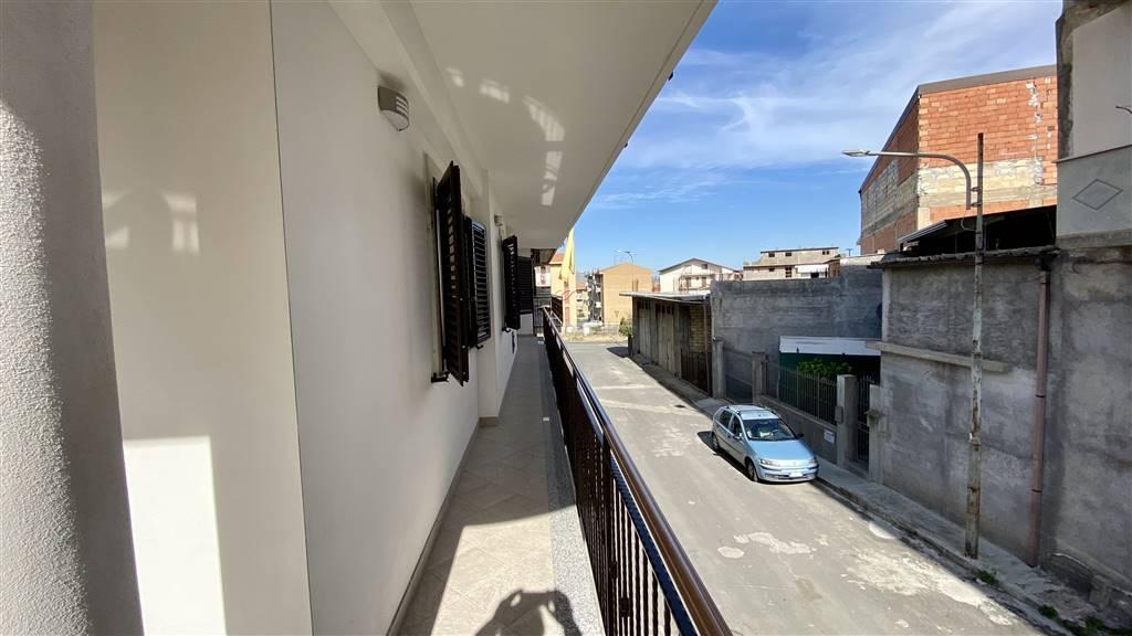 Foto vista balcone