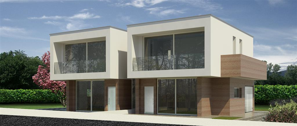 progetto casa moderna nuova costruzione extreme con ville