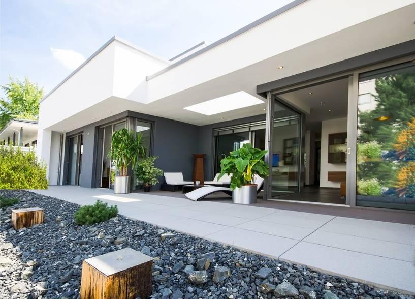 Nuova realizzazione, proponiamo prestigiosa villa songola. La villa, realizzata nello stile all'americana, ha la funzionalità di essere disposta su