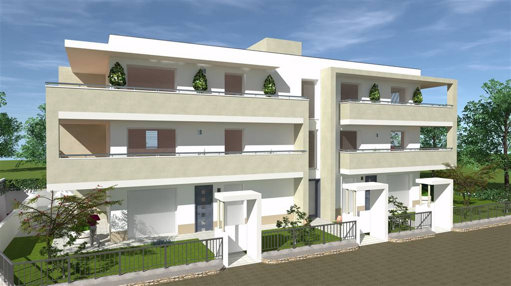 VERDELLO, Independent Apartment for sale of 118 Sq. mt., New construction, Heating To floor, Energetic class: A2, placed at Ground on 2, composed by: