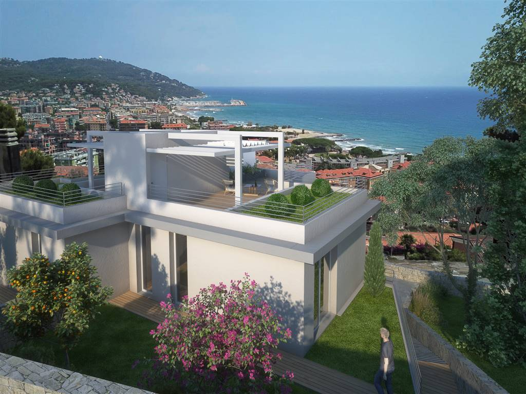 MARINA DI ANDORA, ANDORA, Apartment for sale of 101 Sq. mt., New construction, Heating Individual heating system, Energetic class: A, placed at 1°,
