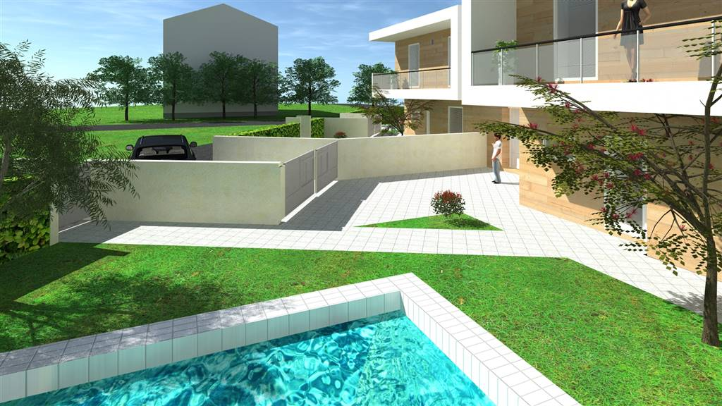 COLOGNO AL SERIO, Villa for sale of 167 Sq. mt., New construction, Heating To floor, Energetic class: A, placed at Ground on 1, composed by: 4 Rooms,
