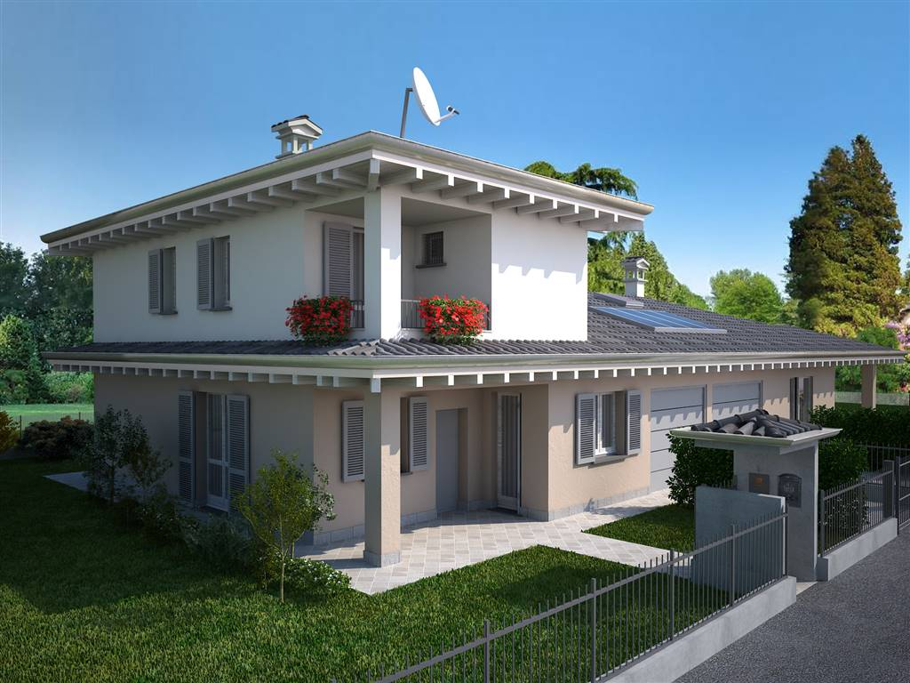 OSIO SOTTO, Independent Apartment for sale of 130 Sq. mt., New construction, Heating Individual heating system, Energetic class: A3, placed at Ground