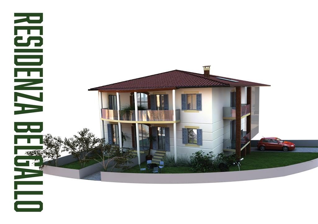 Nuova costruzione, Sariano, Gropparello, in nuova costruzione