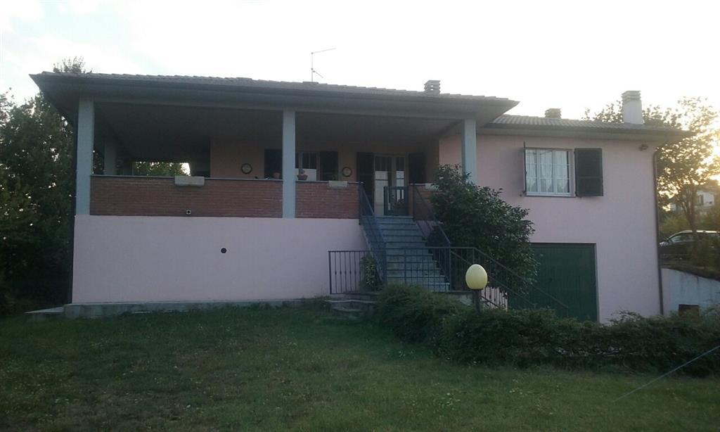 Villa, Gropparello