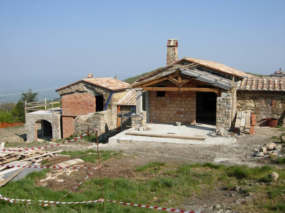 Rustico casale, Frazioni: Monticello Amiata, Cinigiano, da ristrutturare