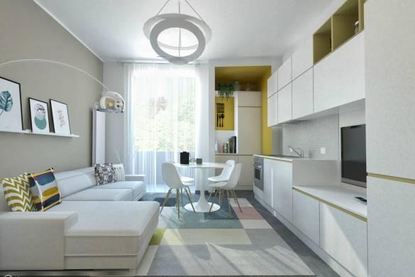 Appartamento in vendita a Firenze, 1 locali, zona Zona: 10 . Leopoldo, Rifredi, prezzo € 145.000 | CambioCasa.it