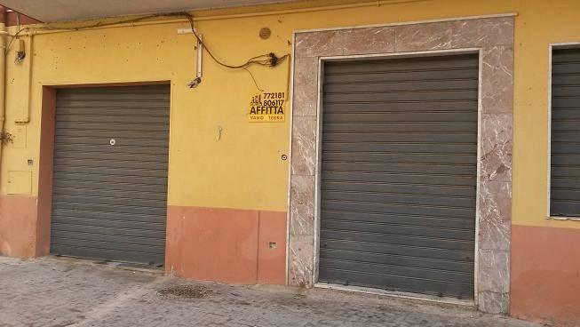 magazzino-deposito Affitto Licata