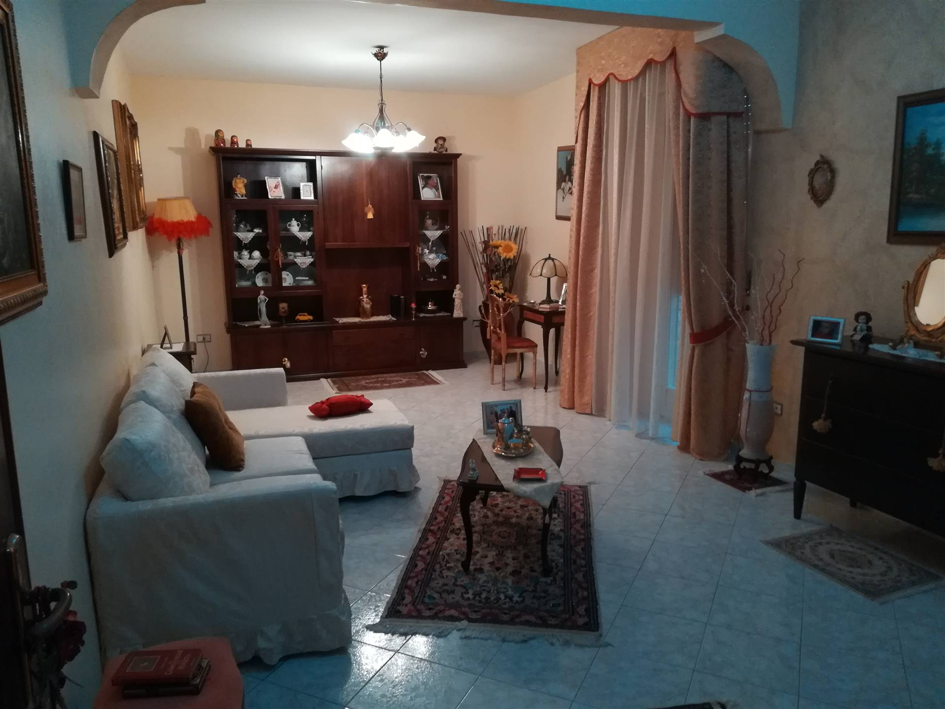 CORSO ITALIA, LICATA, Apartment for sale of 100 Sq. mt., Habitable, Heating Individual heating system, Energetic class: G, placed at 1°, composed by: