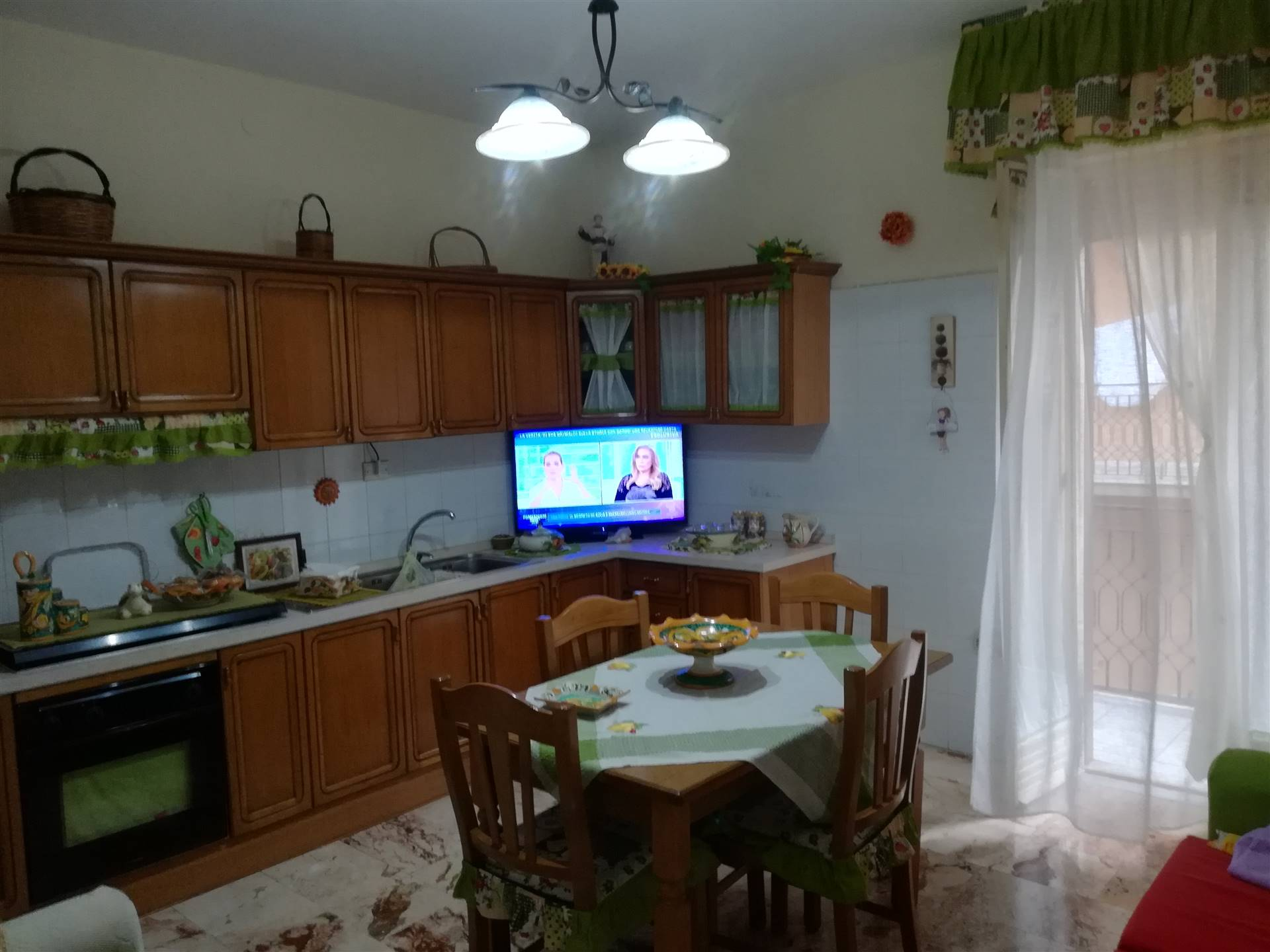 CORSO ITALIA, LICATA, Apartment for sale of 100 Sq. mt., Habitable, Energetic class: G, placed at 2°, composed by: 4 Rooms, Separate kitchen, 3