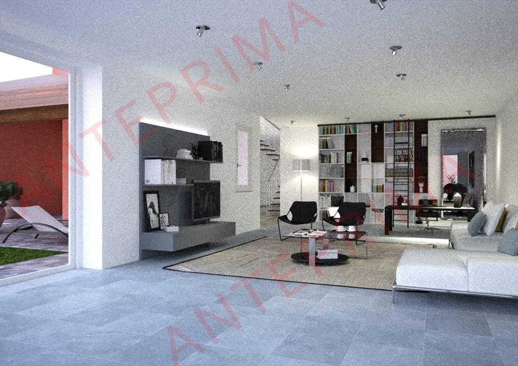 Villa, Parma, in nuova costruzione