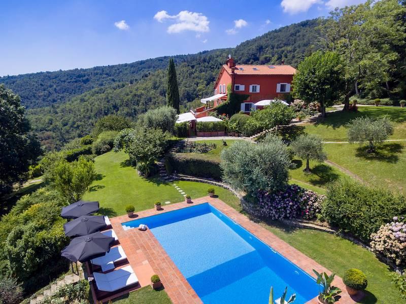 Affitto Villa San Donato in Collina BAGNO A RIPOLI (FI)