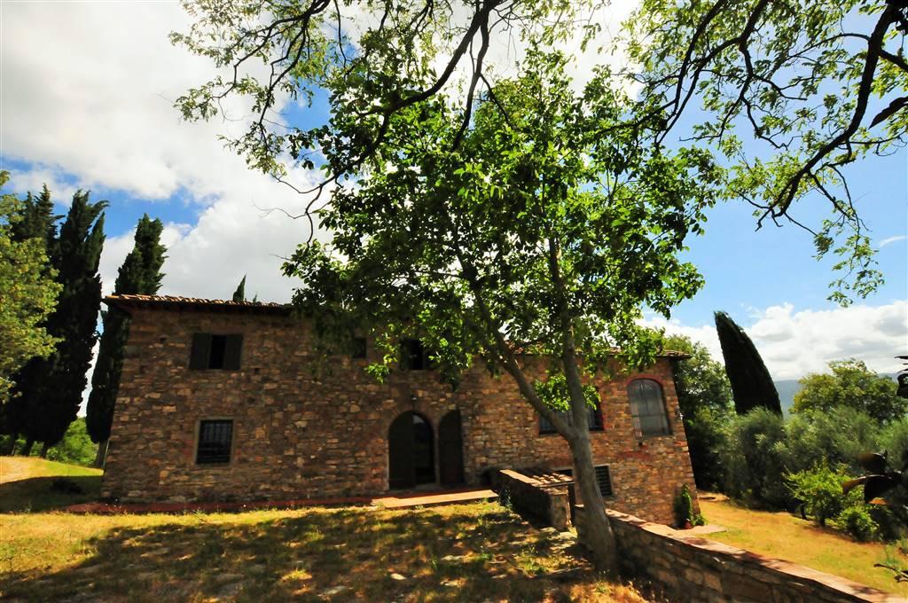 Villa, Montebonello, Pontassieve, ristrutturata