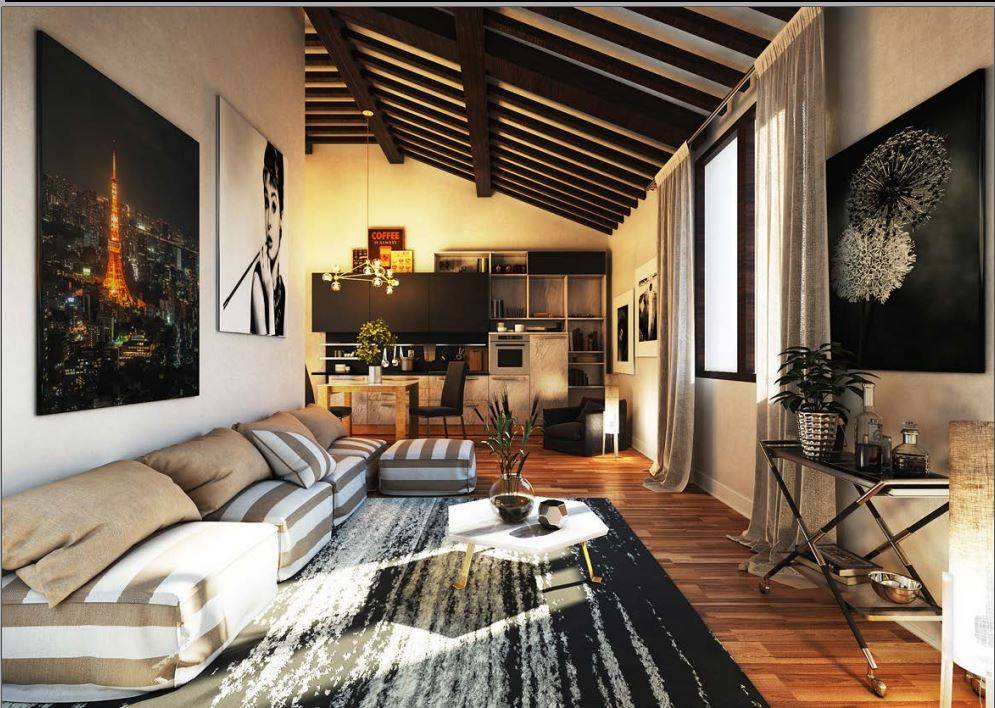 SANTA MARIA NOVELLA, FIRENZE, Apartment for sale of 70 Sq. mt., New construction, Heating Centralized, Energetic class: B, placed at 3° on 3,