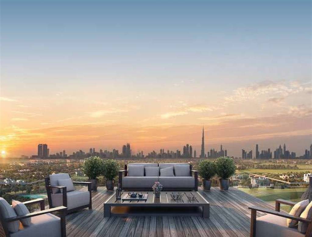 DUBAI, Appartement des vendre de 68 Mq, Nouvelle construction, Chauffage Centralisé, Classe Énergétique: E, Epi: 292,05 kwh/m2 l'année, composé par: