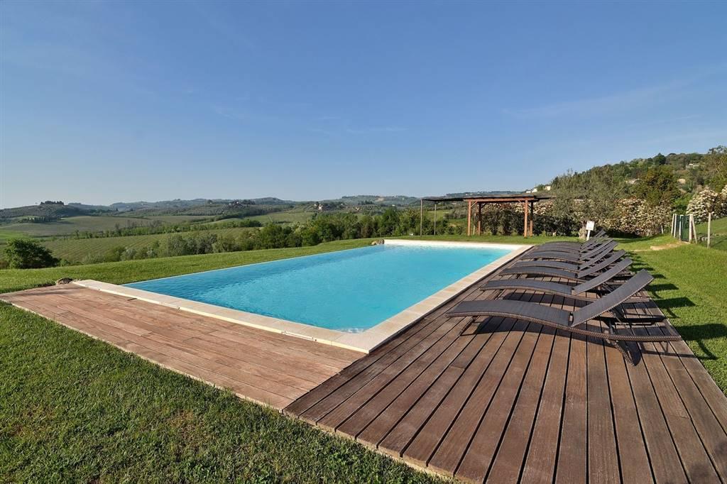 Villa, Certaldo, in ottime condizioni