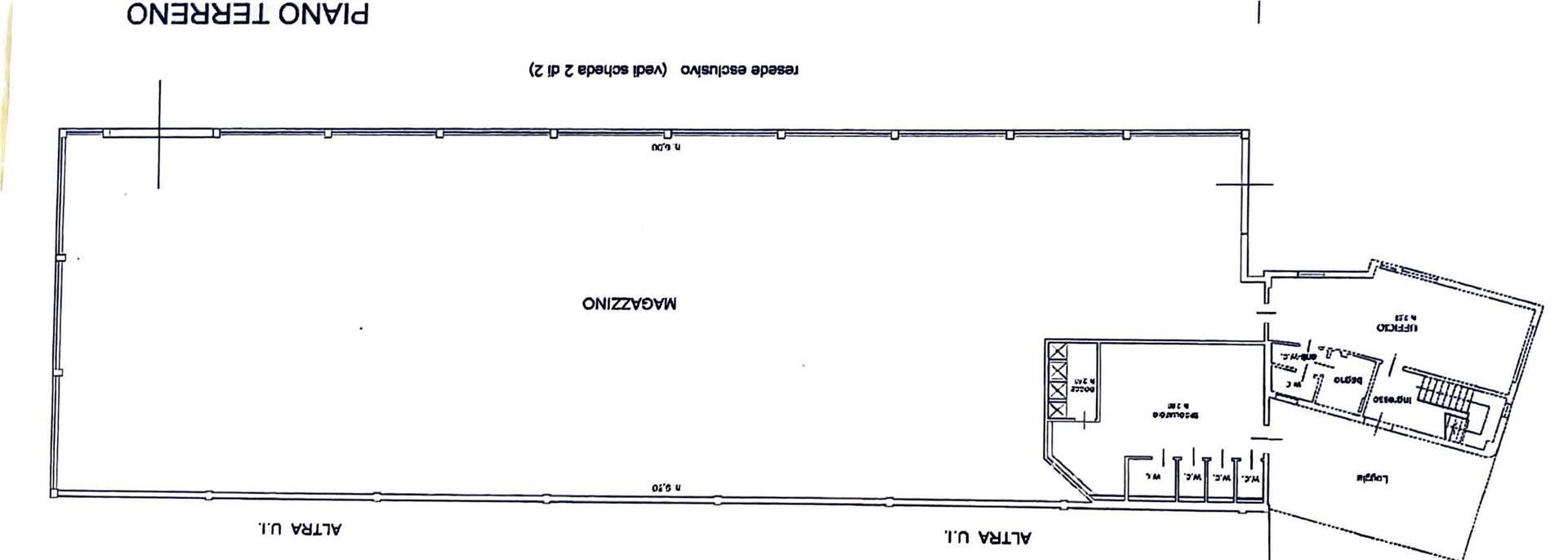 Planimetria Generale Piano terra