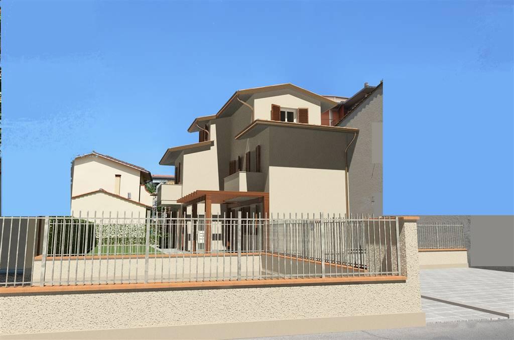 SAN PIERO A PONTI, CAMPI BISENZIO, Villa in vendita di 160 Mq, Nuova costruzione, Riscaldamento a pavimento, Classe energetica: A+, Epi: 1 kwh/m2
