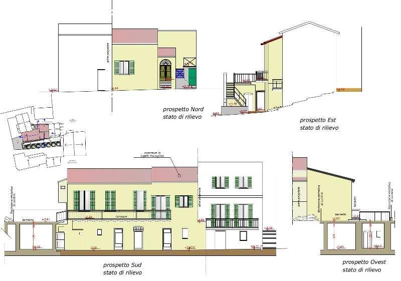 Come dividere casa 100 mq affordable la casa giusta for Come disegnare un piano casa online gratis