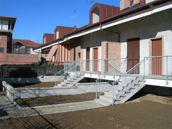 Villa a schiera, Volpiano, in nuova costruzione