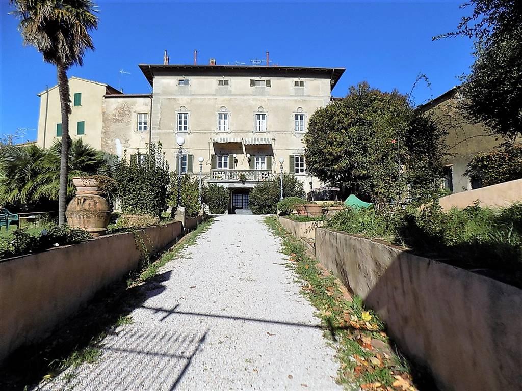 Villa, Montescudaio, abitabile