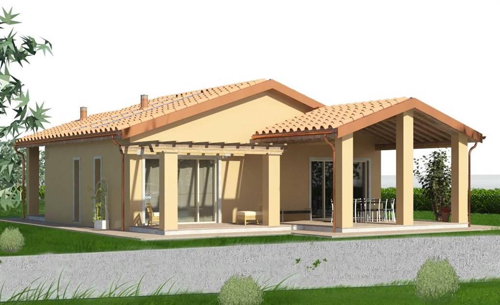 Villino, Bibbona, in nuova costruzione